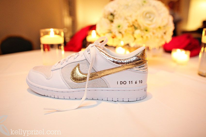 Just Found My Wedding Shoes Custom Nike Ids