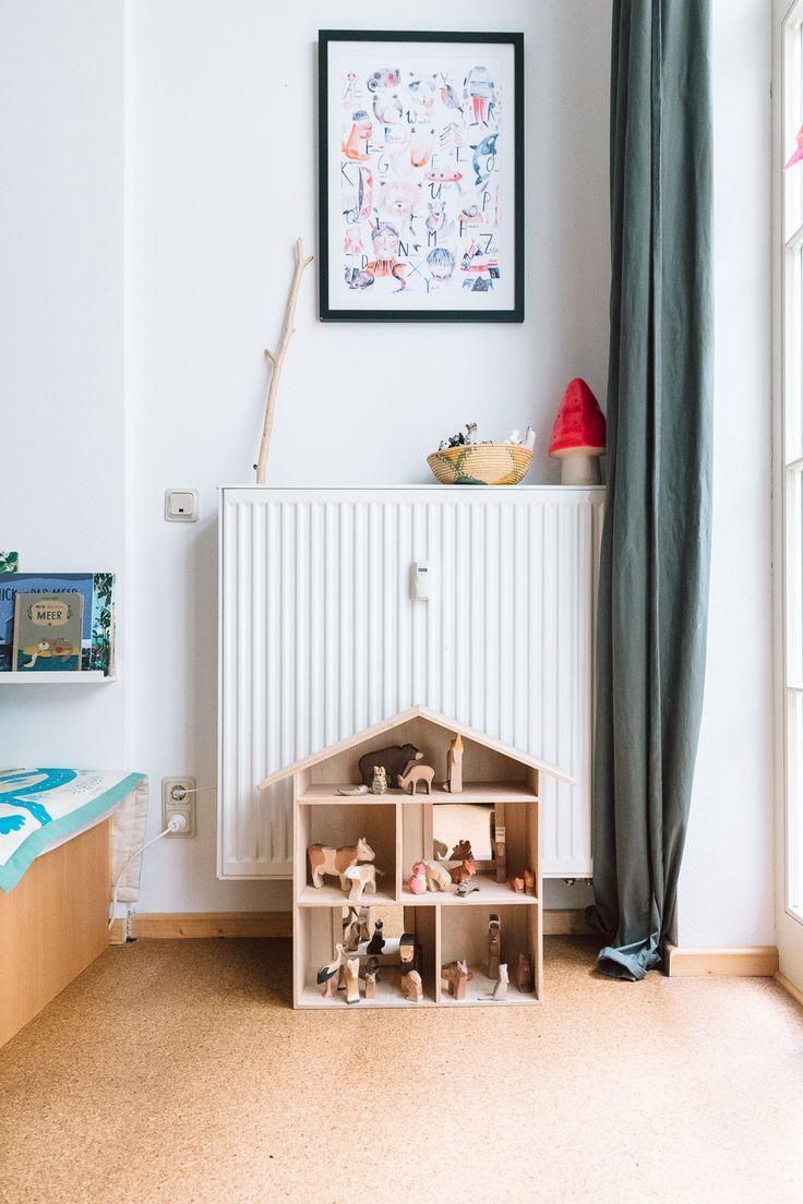 Nachhaltig wohnen House Tour mit Sonja von Babyccino
