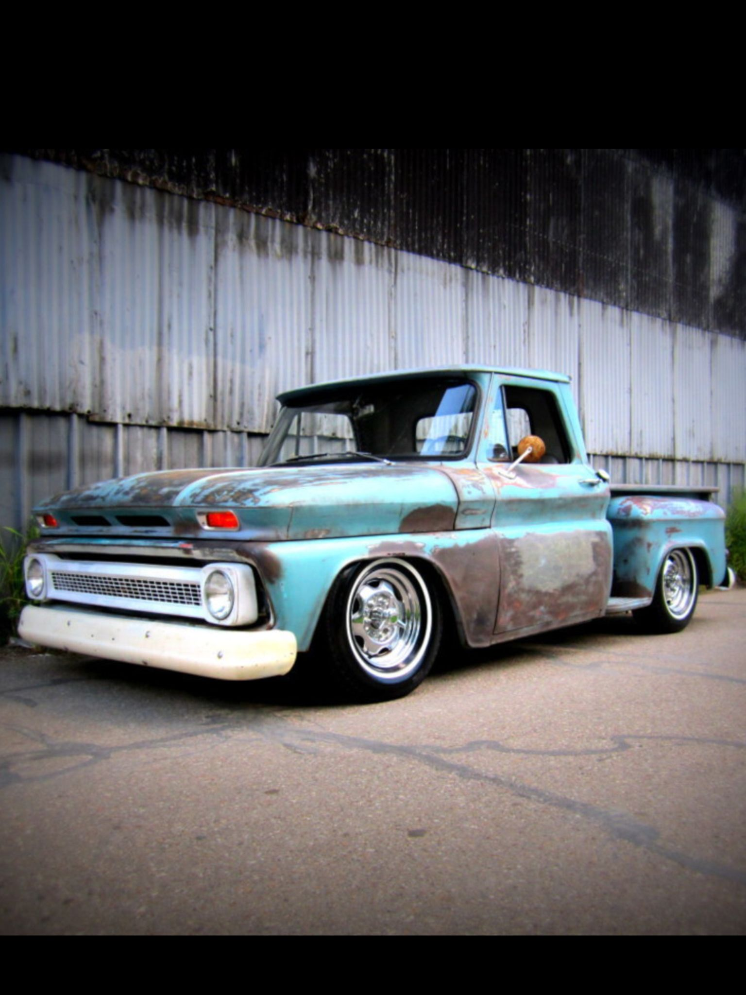 small resolution of 1966 chevy ratrod