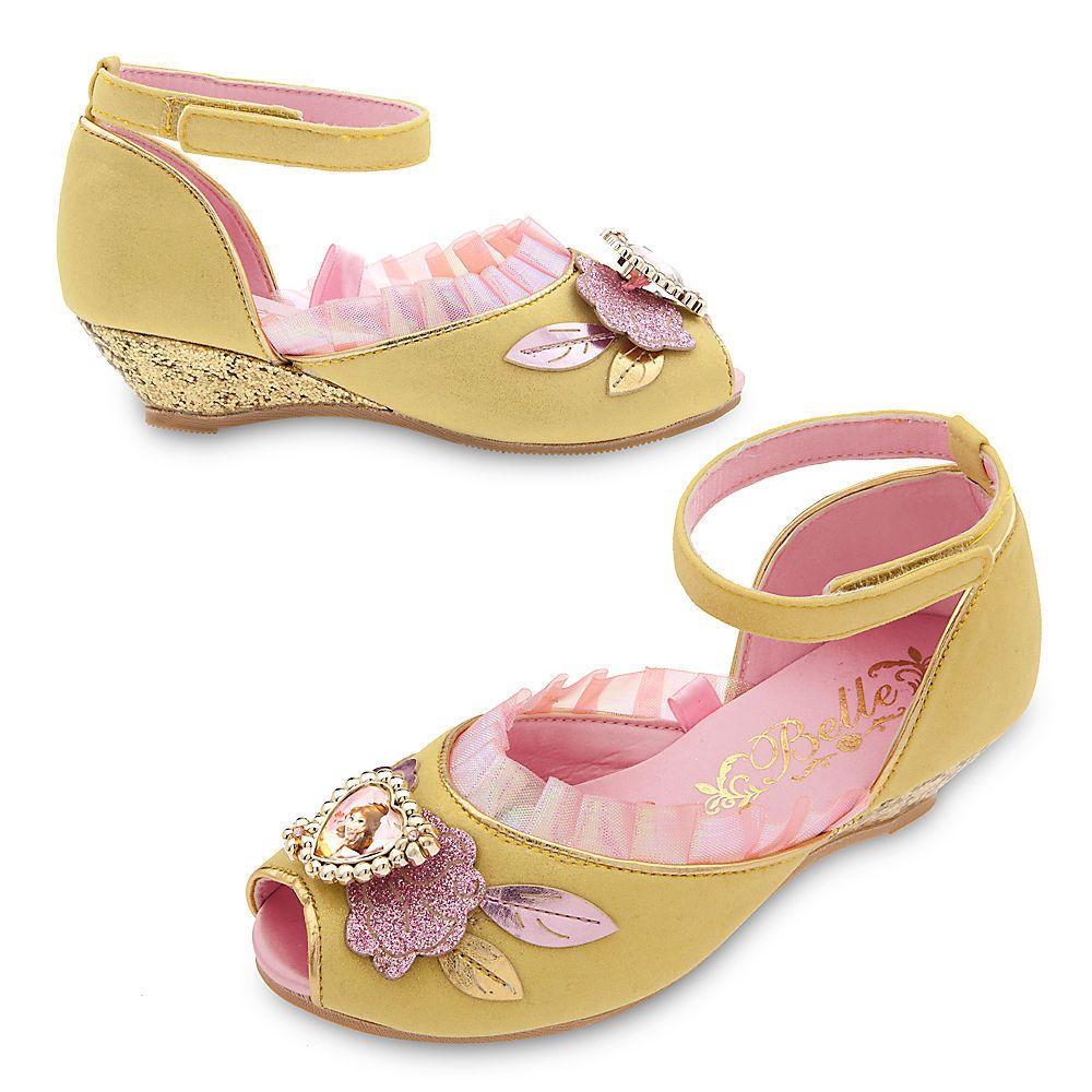 Disney Princess Girl Sandals Shoes Size 11