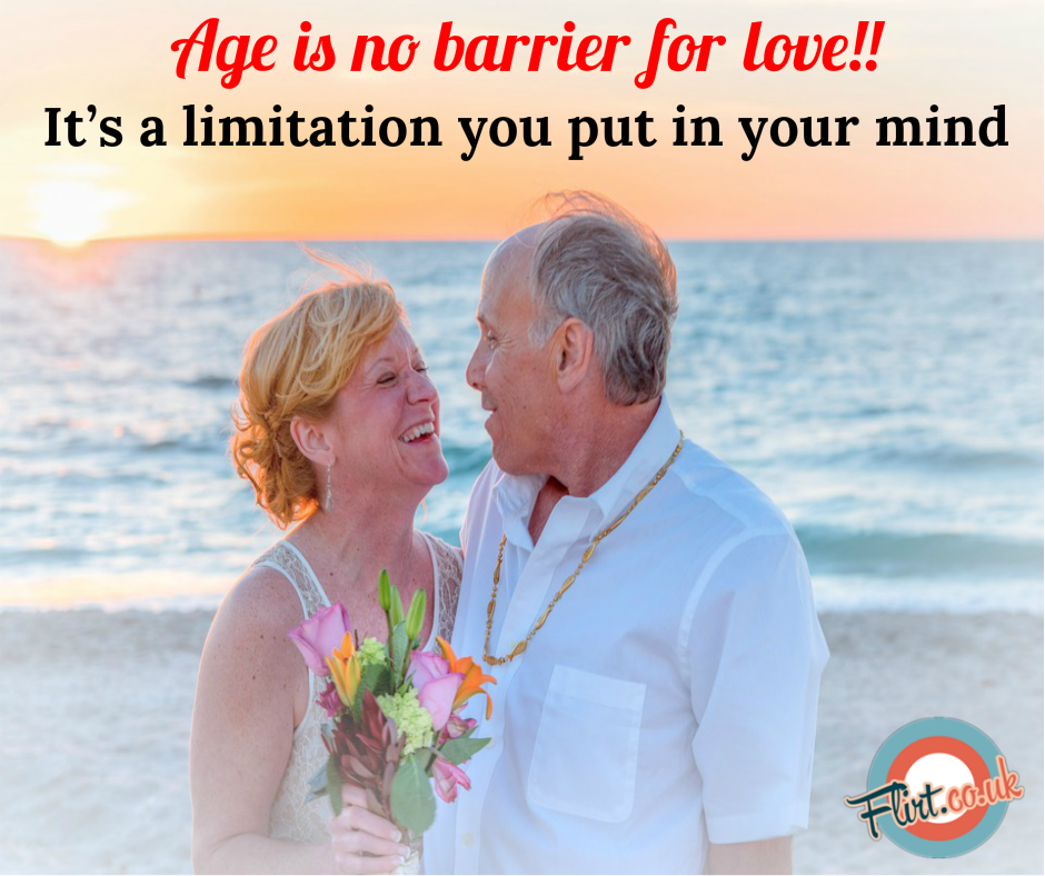 Image result for loving couples age is just a number