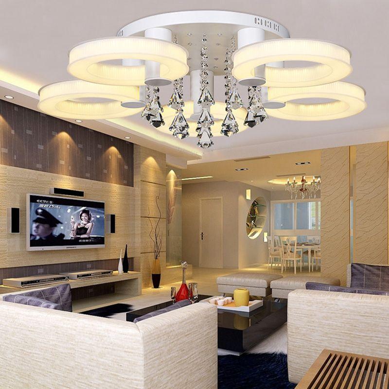 Lampu Hias Ruang Tamu Modern Mewah