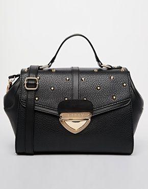 Lipsy Studded Cross Body Bag