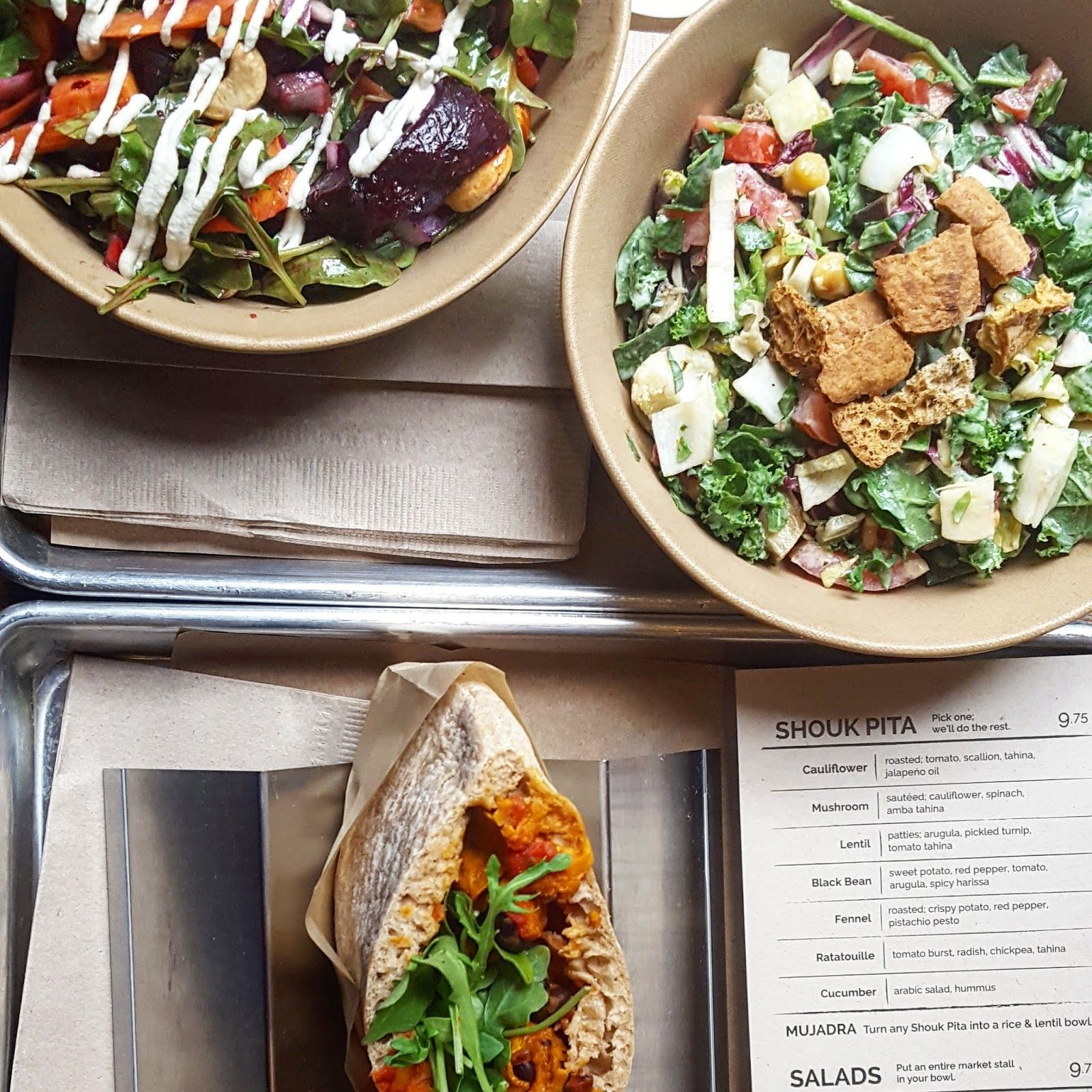 New Plant Based Vegan Restaurant In Washington Dc Shouk Check