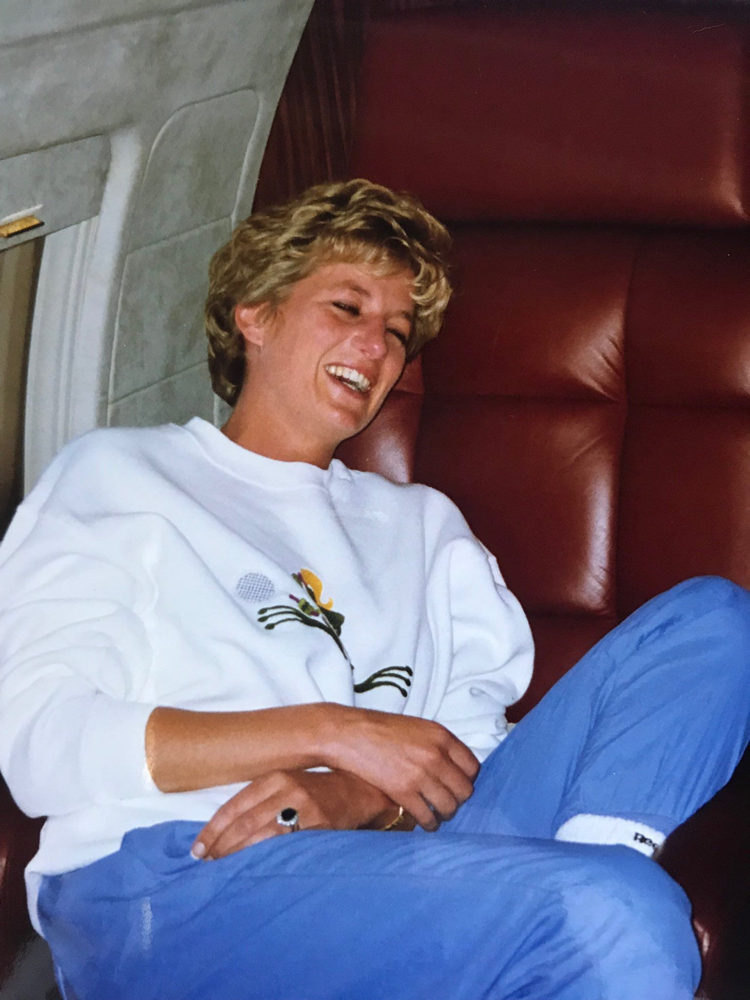 Diana, The People's Princess...she was so full of life