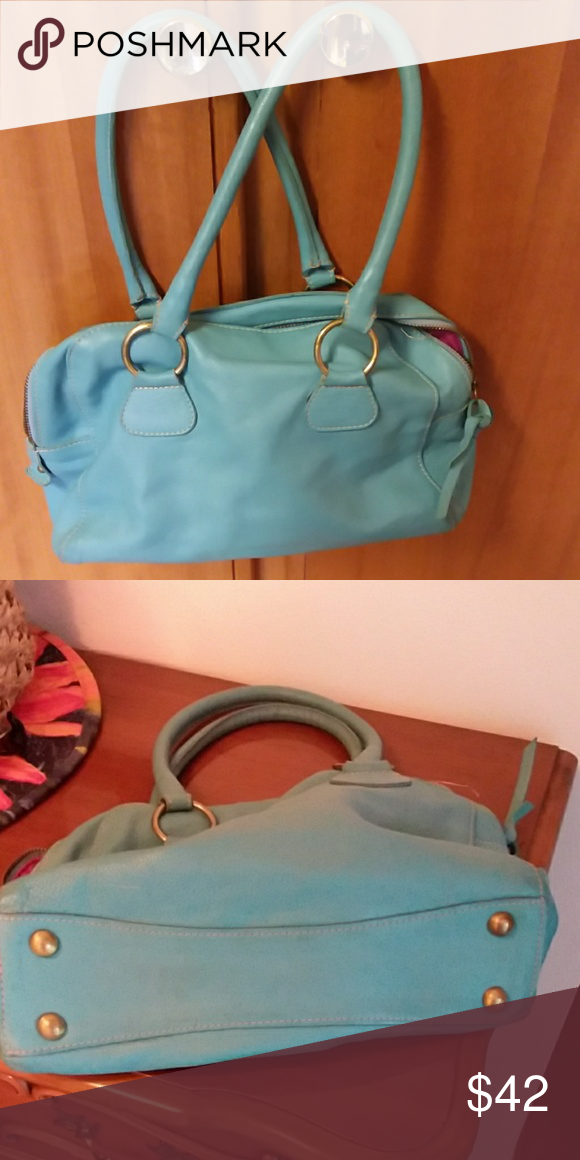 Boden Leather Handbag
