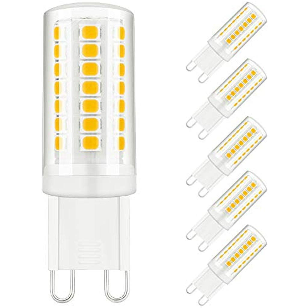 G9 Led Lampe Dimmbar Led Leuchtmittel 3w33w 400lm 4000k Neutralweiss 220 240v Led G9 Birne 6er Pack Baumarkt Elektroinstallat Mit Bildern Led Leuchtmittel Led Lampe Led