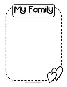 draw your family tree. write about your family