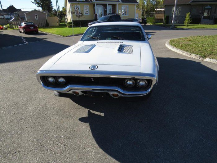 1971 Plymouth Road Runner For Sale 1788909 Classic 1971
