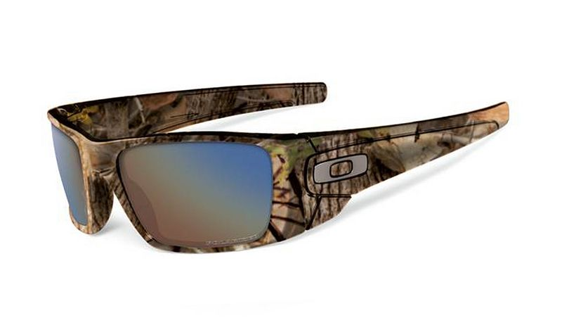 Oakley King's Camo Polarized Fuel Cell Angling Specific Sunglasses Reg.  Price $190.00 GoodSports.com