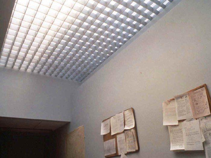 Glass block flooring google search light pinterest for Glass block floor