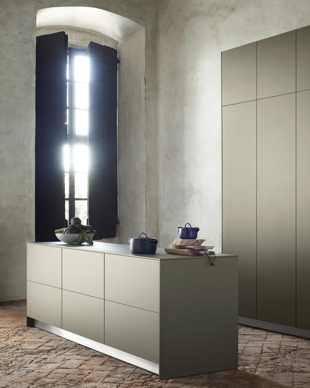 Materialkundig Innenarchitektur küche, Bulthaup küchen