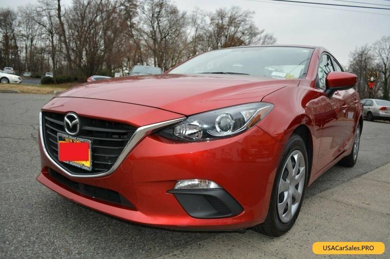 Car for Sale 2015 Mazda Mazda3 Sport