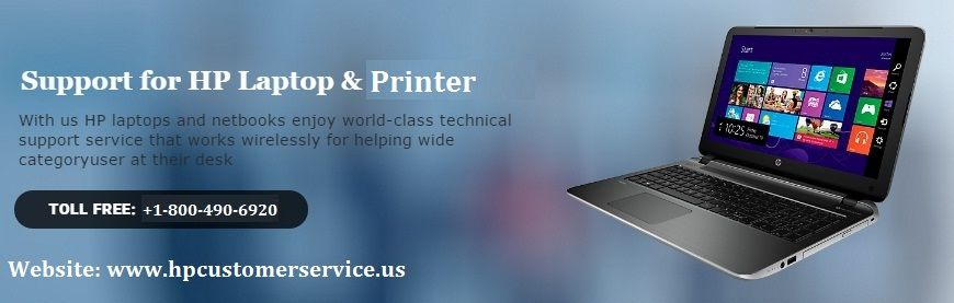Hp Support Phone Number 1 800 490 6920 Http