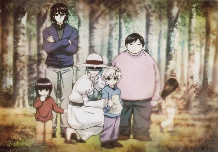 The Zoldyck Family!