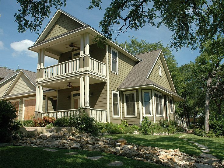 Narrow lot duplex home plans home design and style for House design plans for small lots