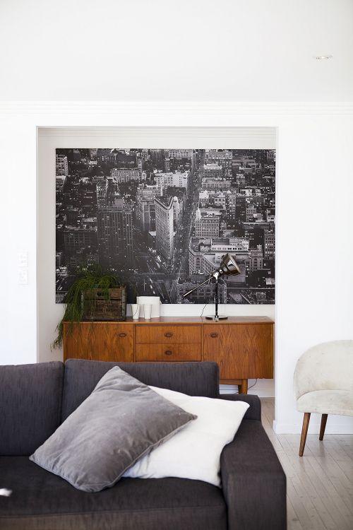 Mid-century living Sitting room Pinterest Mid century