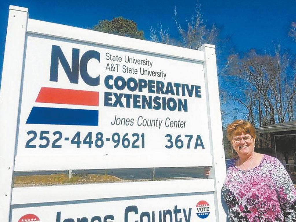 Longtime Jones County Extension Office Director Retires Jones County County Extension Office