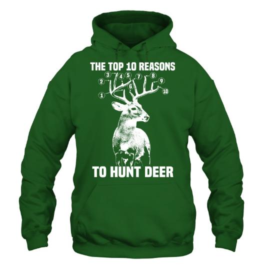 Top 10 reasons to hunt deer in 2019 Hunting girls, Ohio