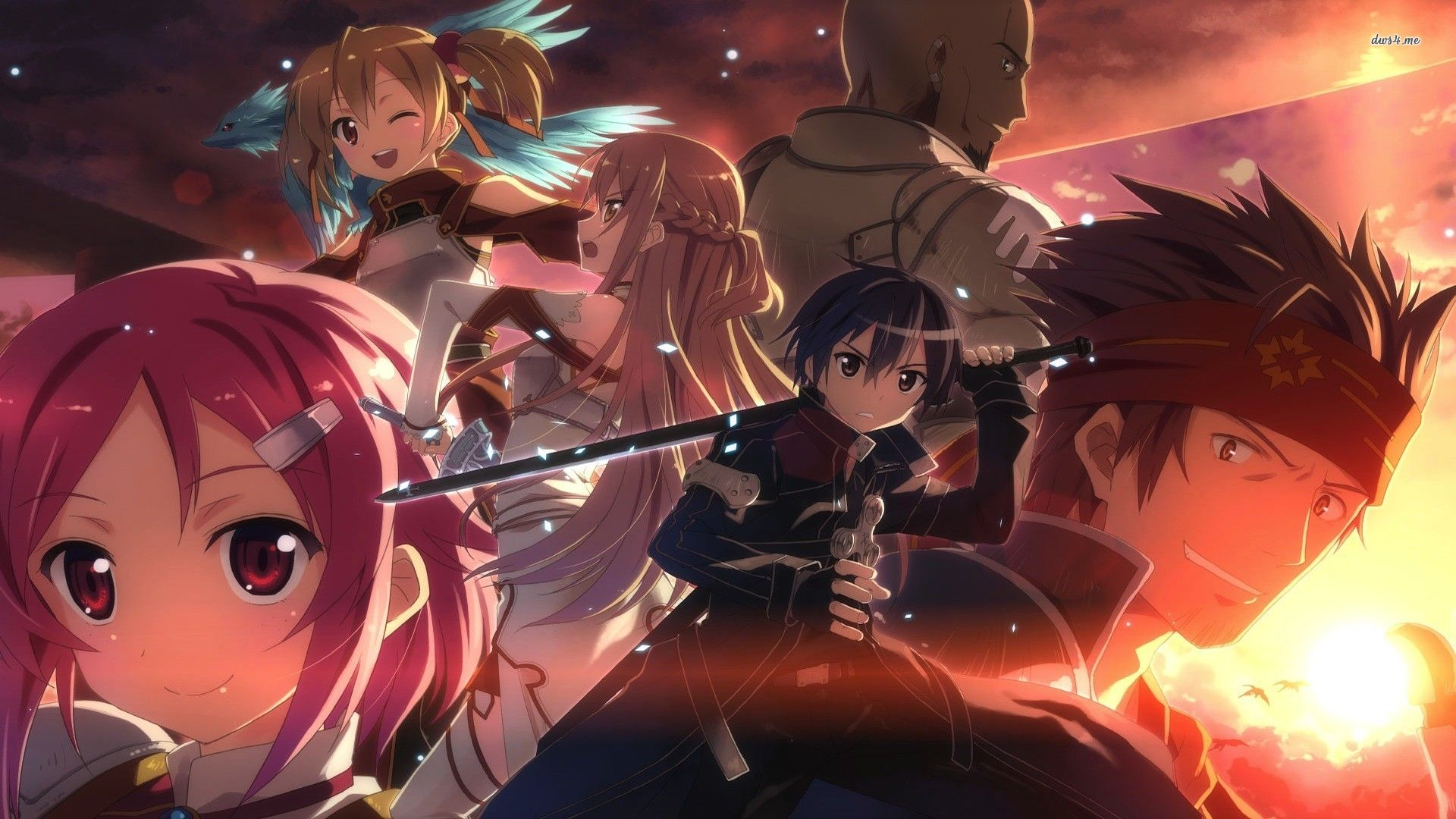 2450 Sword Art Online Hd Wallpapers And Background Images 4k Ultra Hd 2160p Anime Keywords Wallpapers Sword Art Online Sword Art Online Ilustrasi Grafis Art
