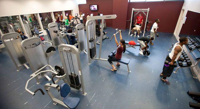The Tamut Fitness Center Texas A M University Fitness Center Public University