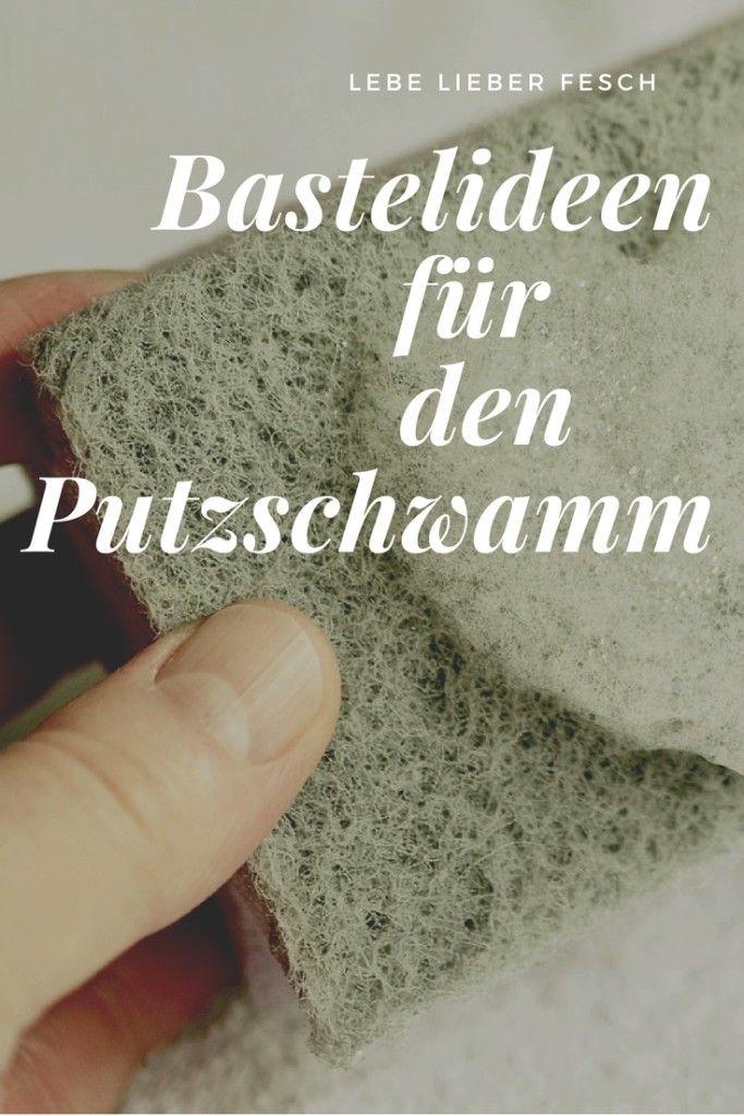Hochwertig Werde Kreativ Mit Schwämmen #DIY #Basteln #Schwämme #Putzschwamm  #Kinderbasteln #Kinder | Fesche Küche | Pinterest