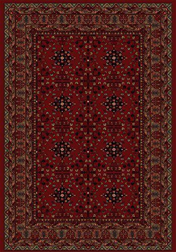 Teppich Wohnzimmer Orient Carpet klassisch Design VISCOUNT ORNAMENT - Teppich Wohnzimmer Braun
