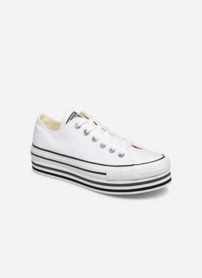 Converse Chuck Taylor All Star Platform Layer EVA Layers Ox ...