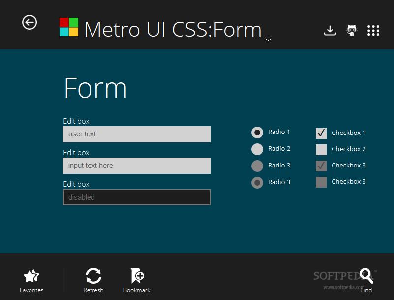 Create site in windows 8 style now metro ui css allows to create a metro ui css allows to create a web malvernweather Gallery