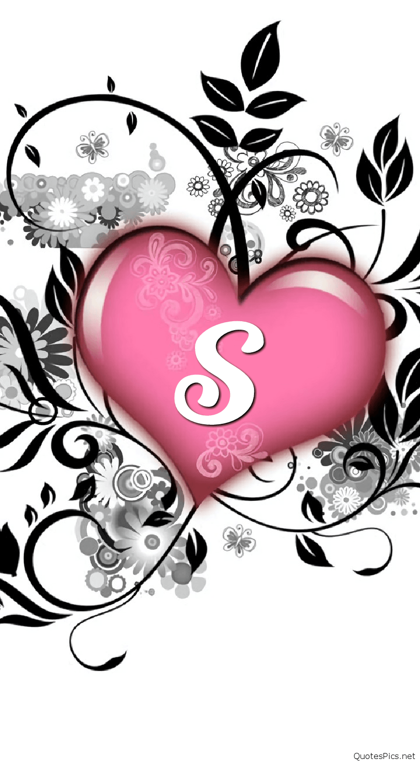 S Love Letter Wallpapers Wallpaper Cave S Letter Images Tattoo Lettering Sticker Bomb Wallpaper