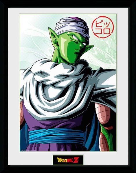Póster enmarcado Piccolo 45 x 34 cm. Dragon Ball Z. GYE | Pinterest ...