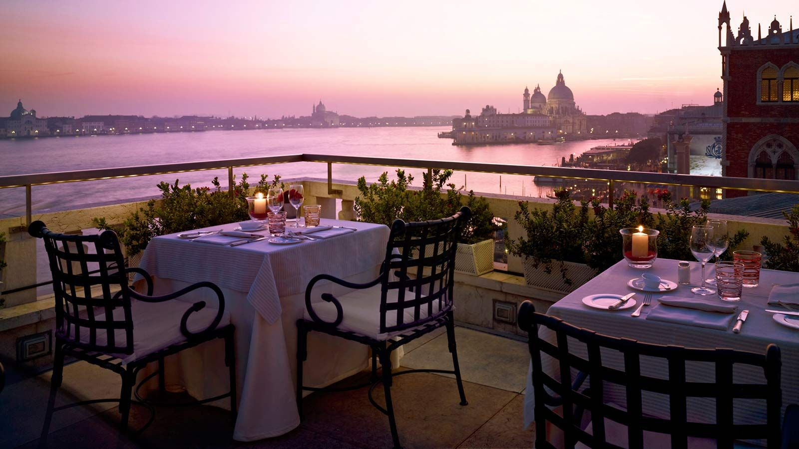 Cena romantica al Ristorante Terrazza Danieli | venecia | Pinterest ...