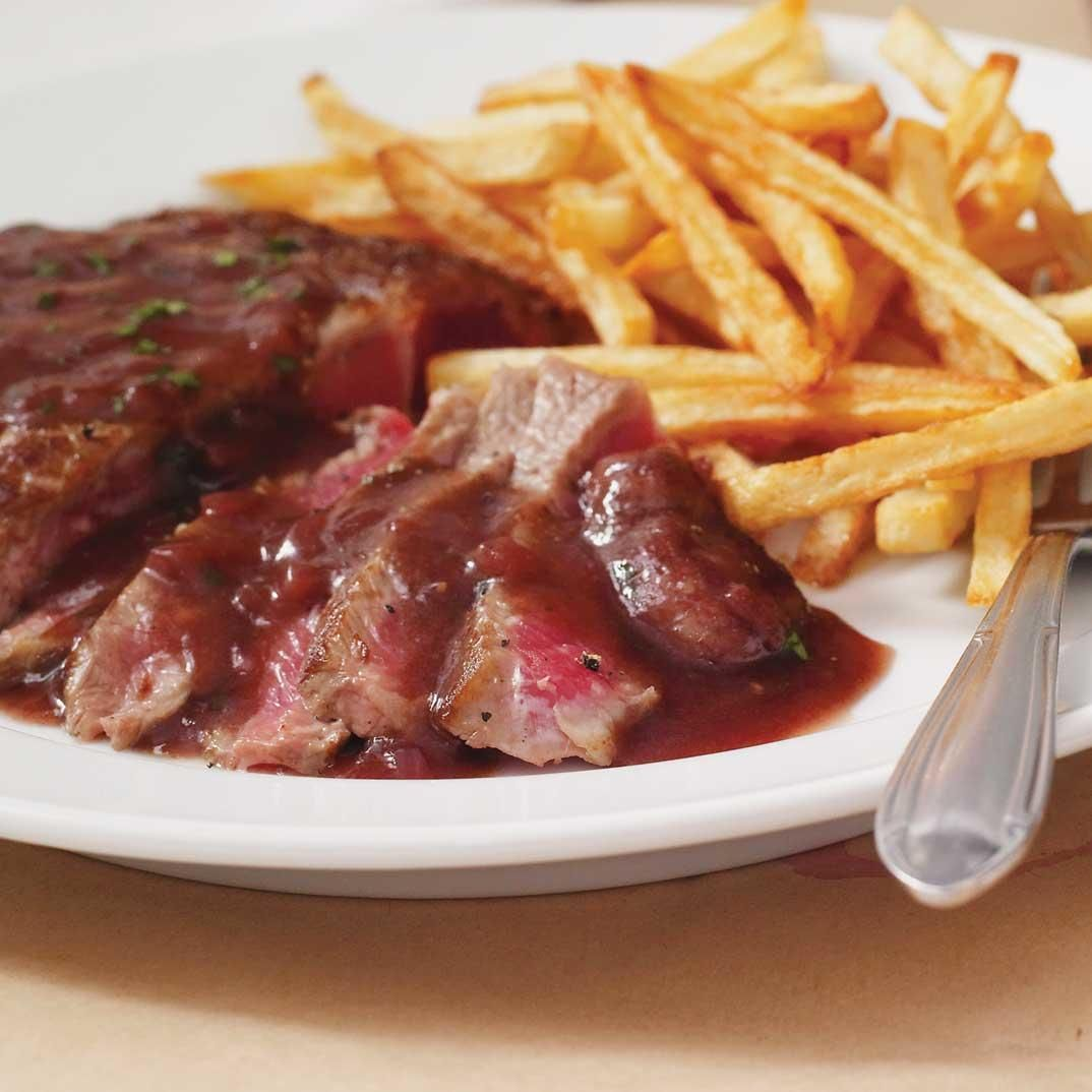 Entrecote A La Bordelaise Ricardo Recipe Meat Recipes Rib Steak Bordelaise
