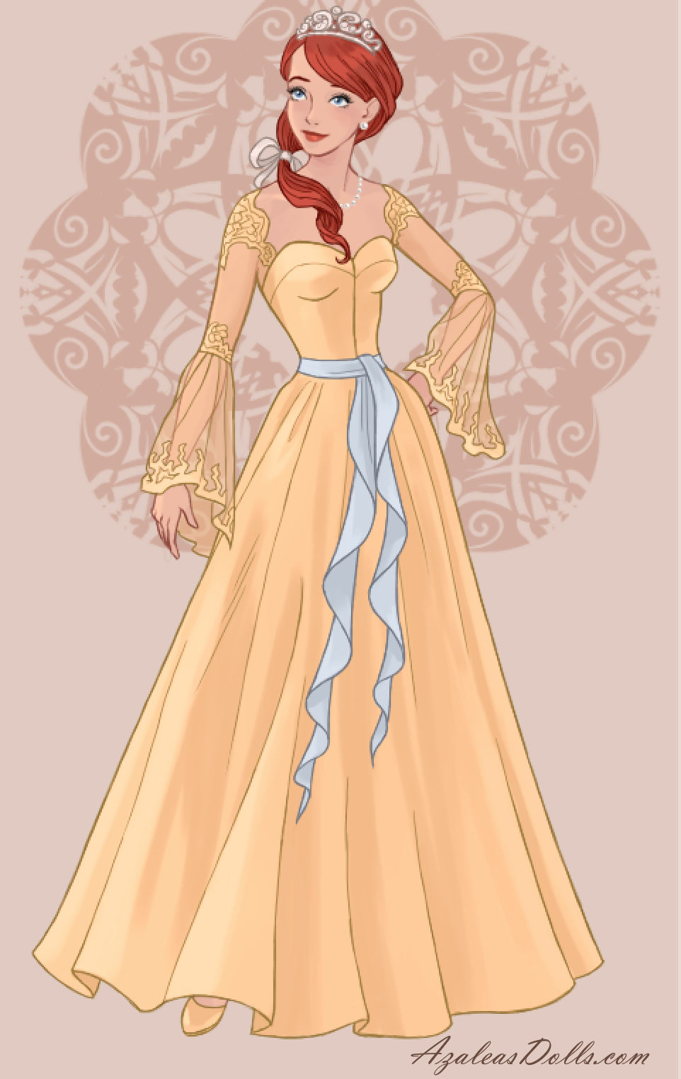 Princess Anastasia In Wedding Dress Design Dress Up Game Disney Princess Fashion Princess Anastasia Disney Anastasia