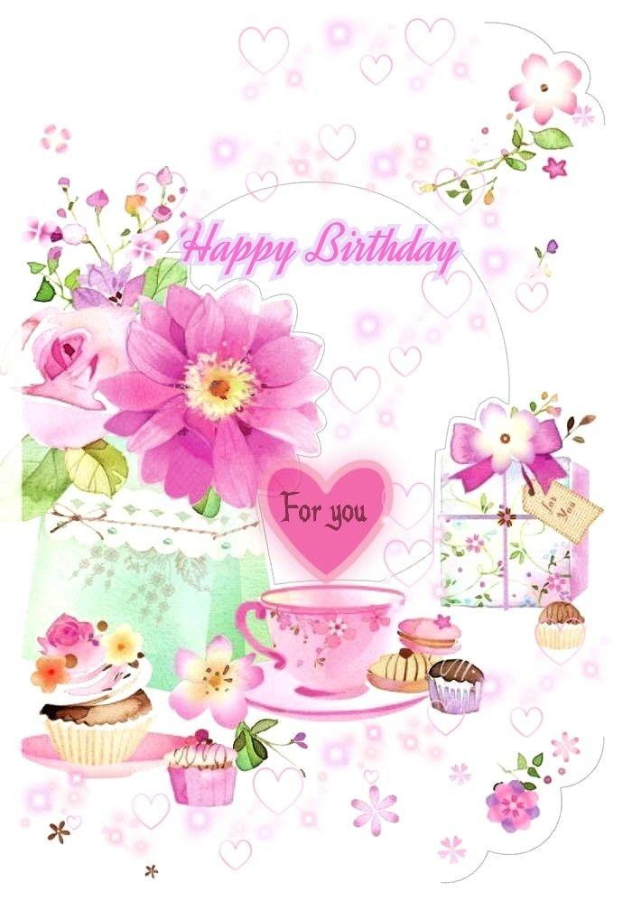 Happy Birthday Birthday Wishes Blessed Friday