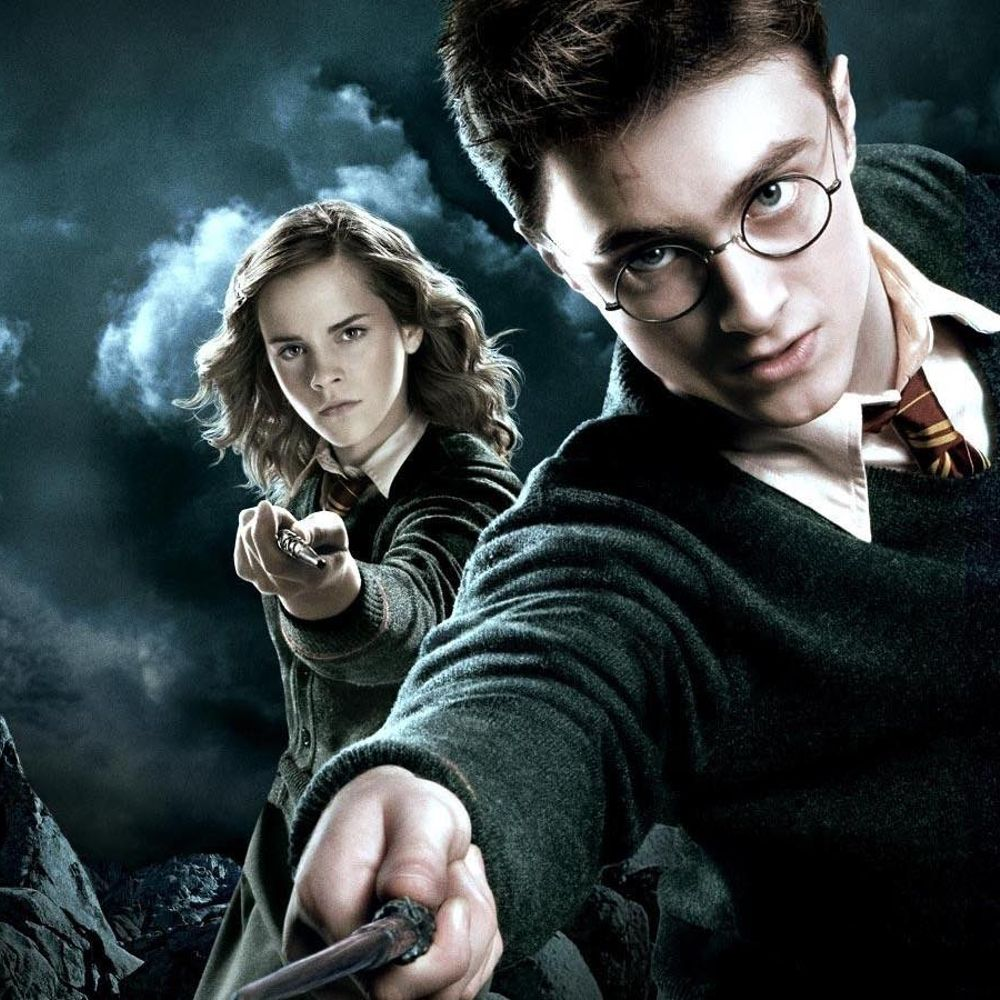 This Is How You Can Cast Irl Harry Potter Spells With Your Phone Harry Potter Harry Potter Spells Harry