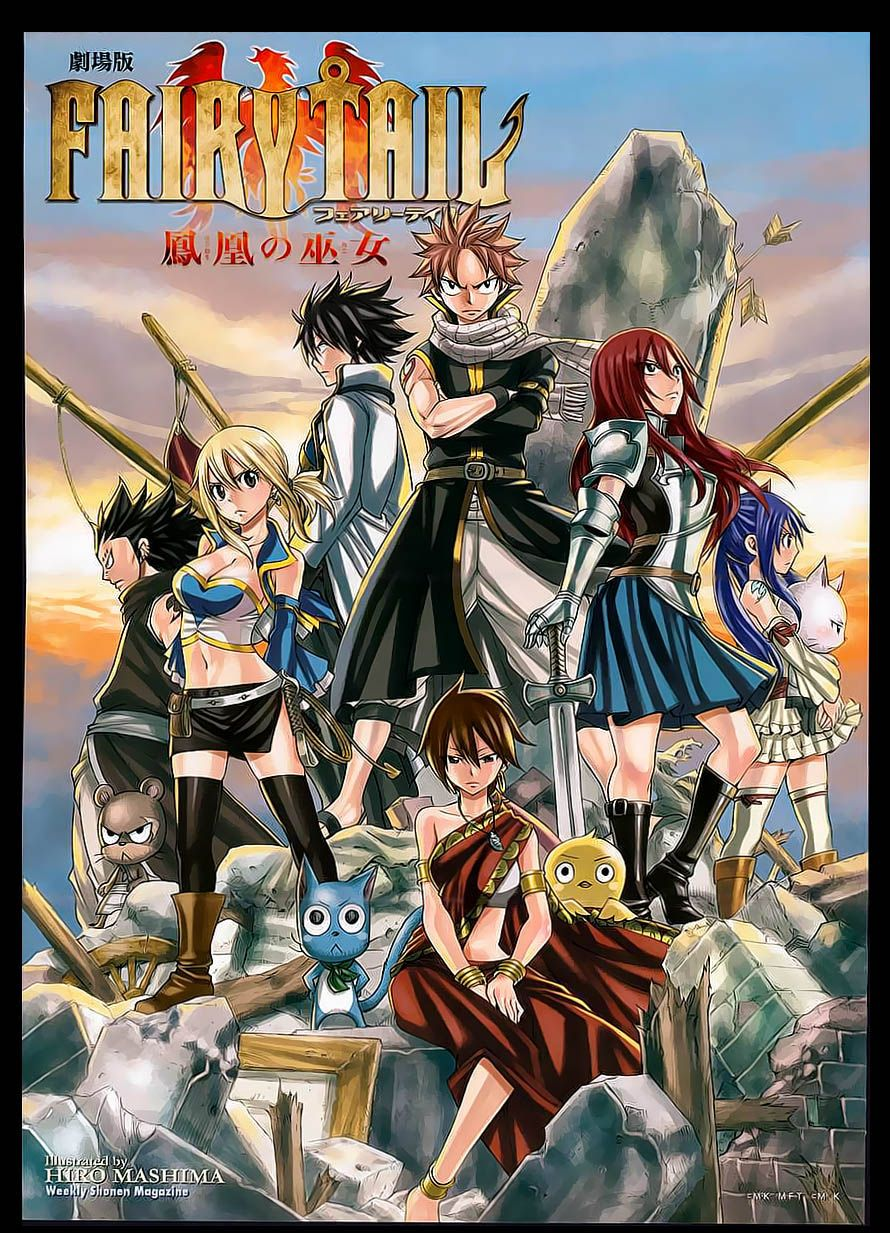 Read Manga Fairy Tail Chapter 522 Online In High Quality Anime Cover Photo Anime Wall Prints Anime Printables