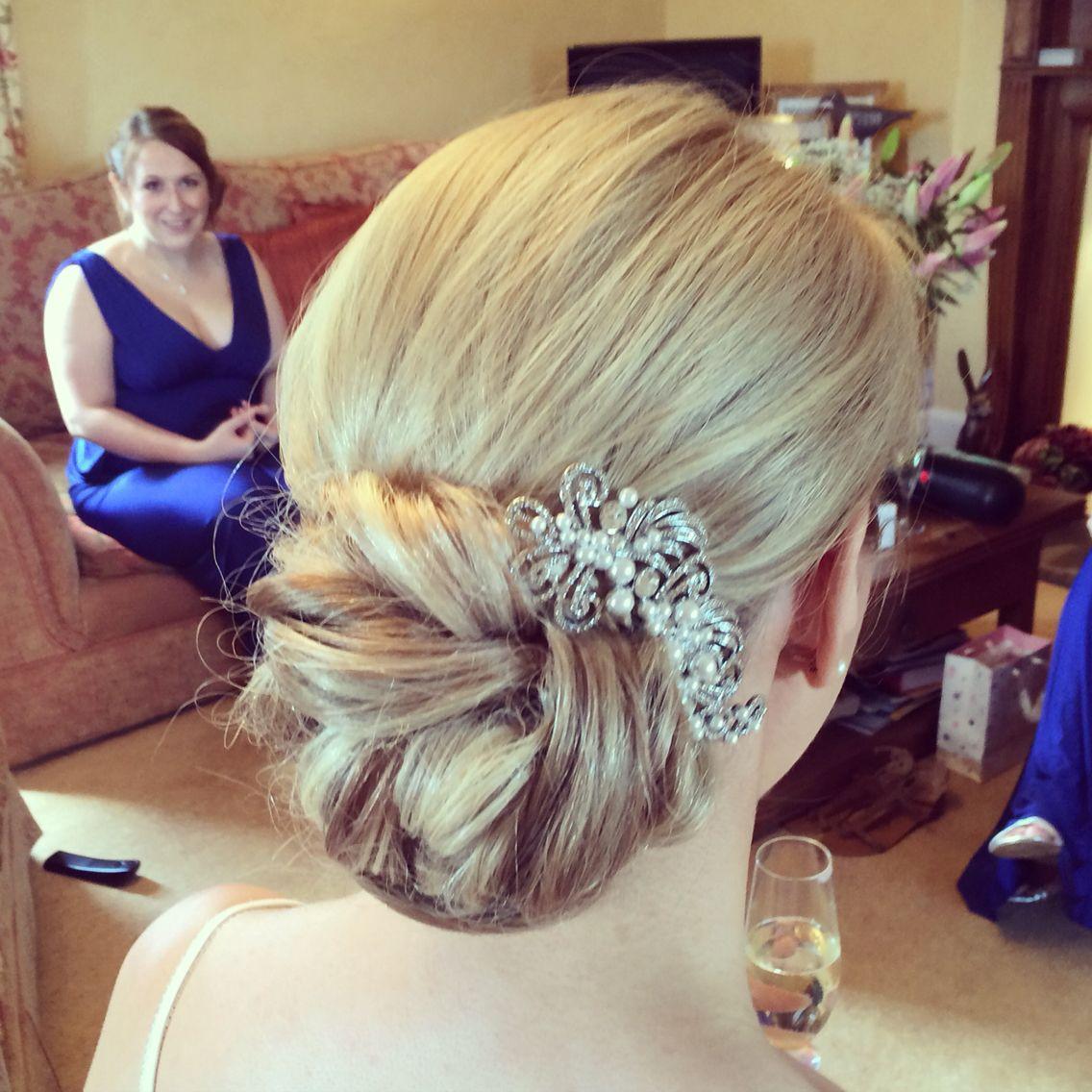 wedding hair north east lisa cameron northumberland hairdresser