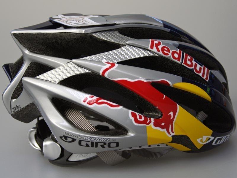 Formula One Star S Red Bull Helmet Dag Bisikleti Mountain