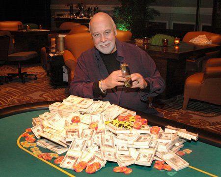 Jean-pierre angelil poker full house poker tie