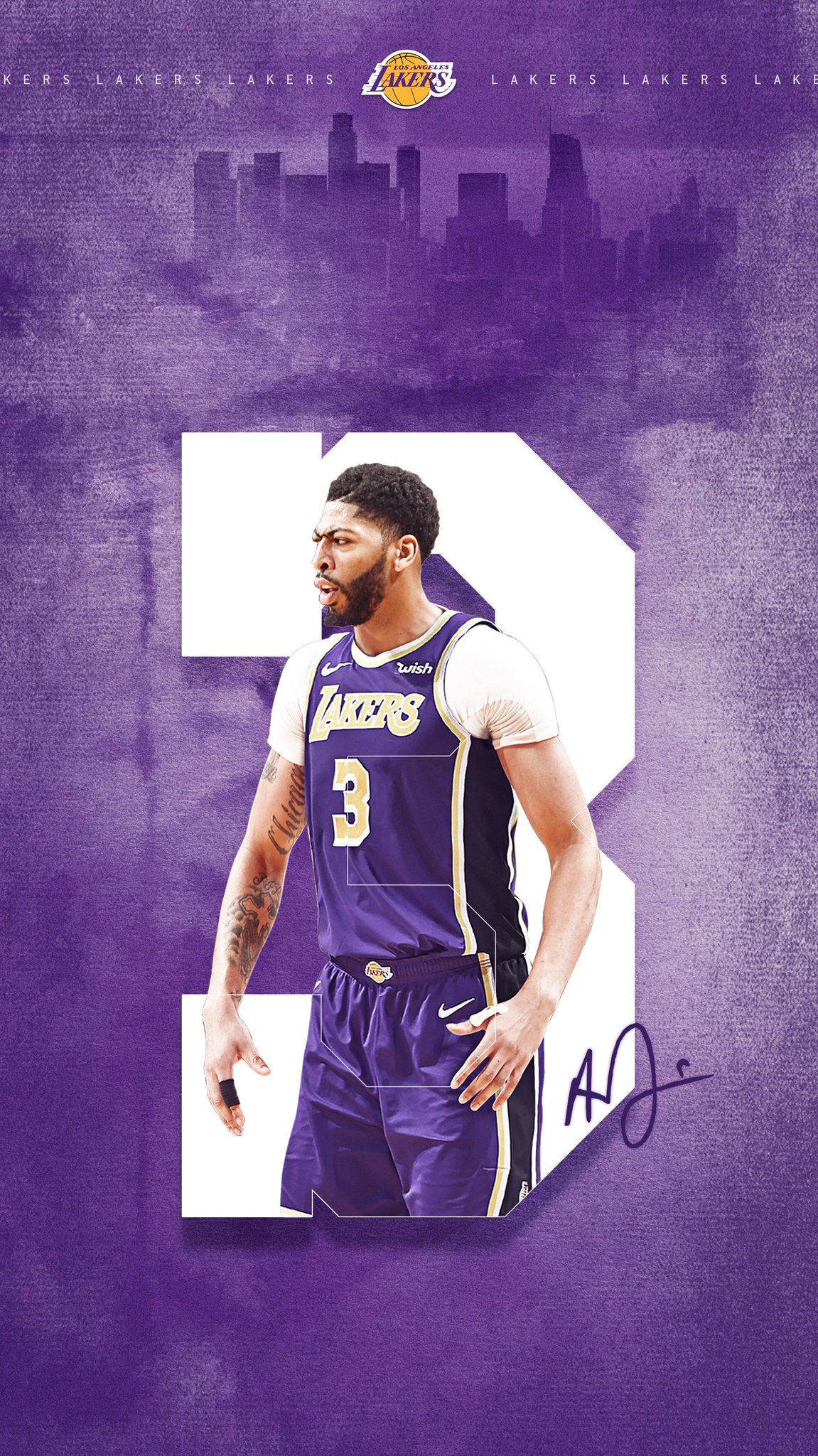 Anthony Davis Lakers Wallpaper : anthony, davis, lakers, wallpaper, Spectrum, SportsNet, Twitter, Lebron, James,, Pictures,, James, Lakers