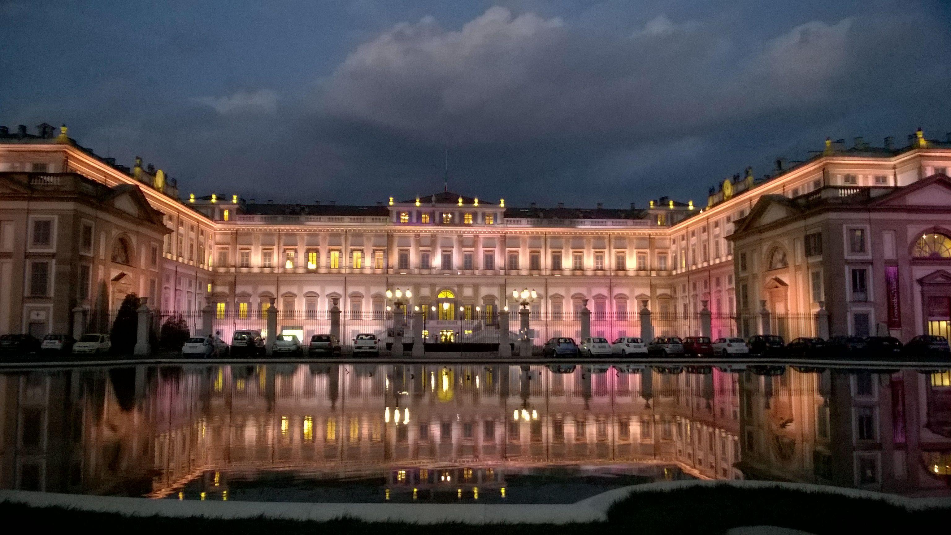 Monza, Italy, Villa reale.   Villa, Pavia, Italy