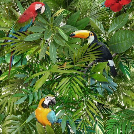 Tropical Muriva New Sku 102555 Wl 601538 Jungle Wallpaper