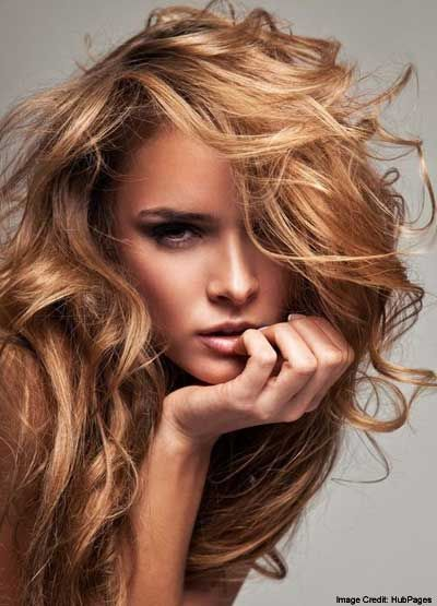 Caramel Blonde The Idea Of Hairstyles