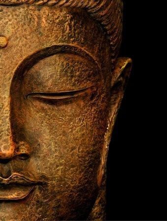 Buddha Statue Face Photo
