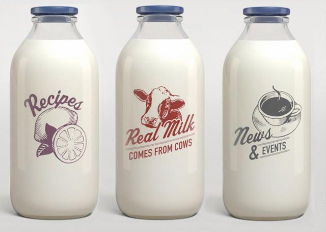 Dairies Drink Milk From A Glass Bottle Vintage Milk Bottles Vintage Milk Bottles Ideas Old Milk Bottles