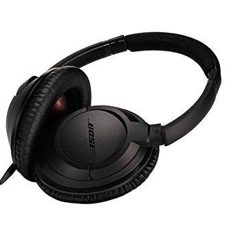 Buy Bose Sound True Around Ear Headphone 626238 0010 Black Online In Uae Dubai Qatar Kuwait In Ear Headphones Ear Style Black Headphones