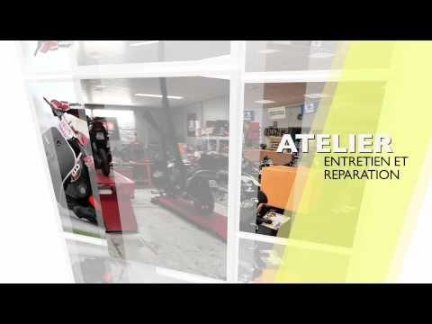 Video De Presentation Du Commerce Scooter Xtrem A Brest Www Vidngo29 Com