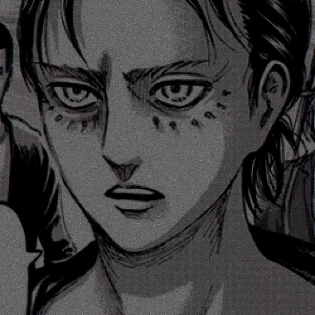 Н™šð™§ð™šð™£ Н™Ÿð™šð™–𝙜𝙚𝙧 Н™žð™˜ð™¤ð™£ð™¨ Н™—𝙮 Н™¢ð™š Attack On Titan Eren Manga Eren Jaeger Encontre este pin e muitos outros na pasta manga icons de santiago puente. attack on titan eren