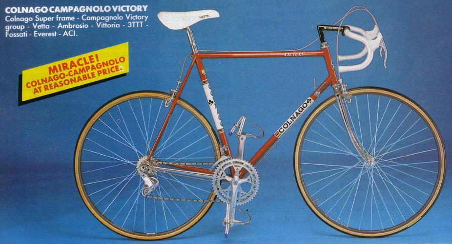 1985 Colnago Campy Victory